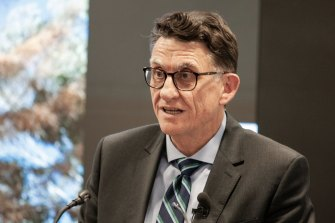 Greg Vines has already racked up a decade's experience inside the ILO as its deputy director-general.
